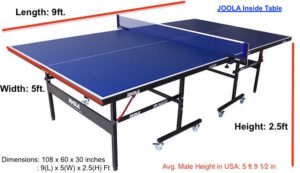 ping pong table review