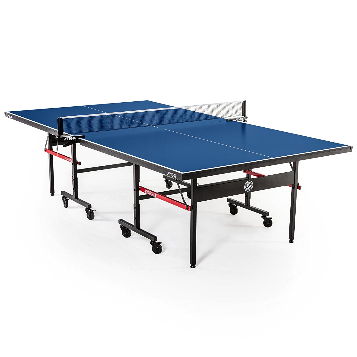 stiga advantage ping pong table