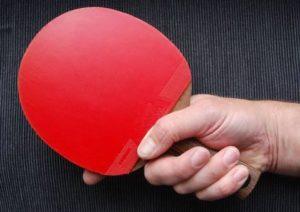 ping pong grip