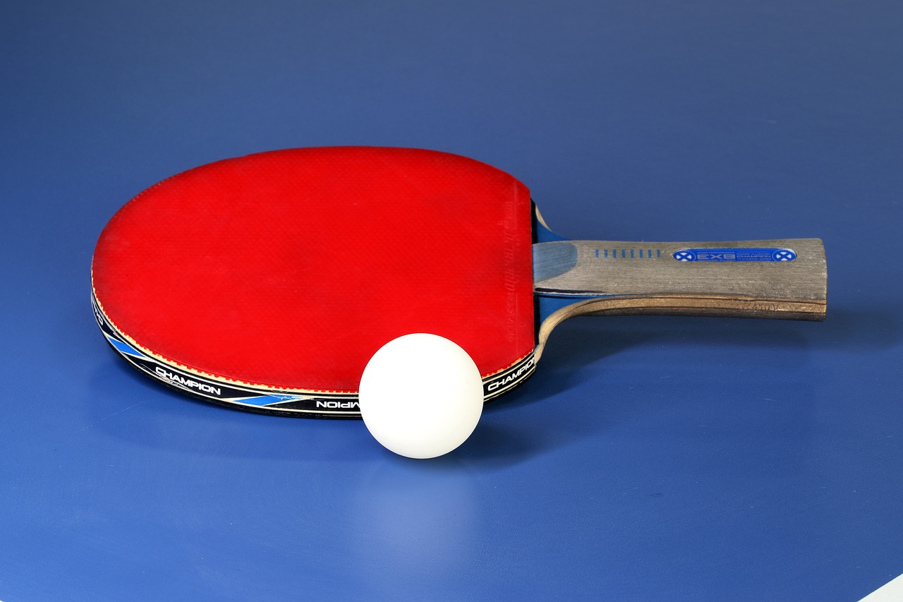 Ping Pong Racket Review