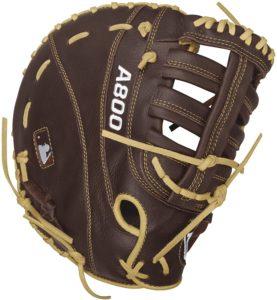 Wilson A800 baseball glove