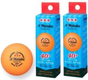 Nittaku Nexcel 6 balls